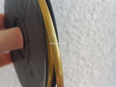 Свинцовая лента GOLD SHIMMER 4,5 mm / 10 m