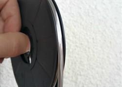 Свинцовая витражная лента PLATINUM (платинум) 3 mm /10 m - фото 9057