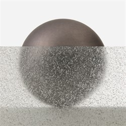 Самоклеящаяся декоративная  плёнка Silver Frost/ лист А4 - фото 9098