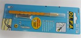 Нож макетный Olfa- перо