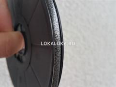 Свинцовая витражная лента Antique Iron (антик айрон) 4,5 mm / 10 m