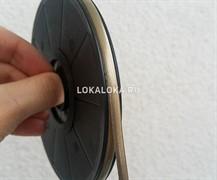 Свинцовая витражная (декупажная) лента GOLD (голд) 3 mm (на отрез)