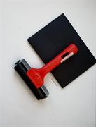Валик прижимной резиновый - Rubber roller / 100 mm