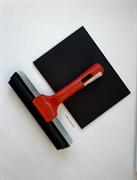 Валик прижимной резиновый универсальный (кровельный) - Rubber roller / 150 mm
