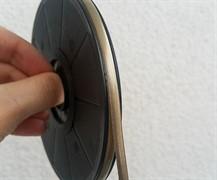 Свинцовая витражная (декупажная) лента GOLD (голд) 6 mm (на отрез)