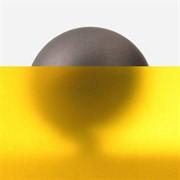 Самоклеящаяся плёнка Aslan 22355 /светло-желтый лист А4