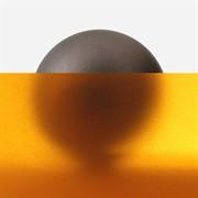 Самоклеящаяся плёнка Aslan 22356/ оранжевый лист А4