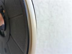 Свинцовая витражная лента CREAM (крем) 4.5 mm / 50 m